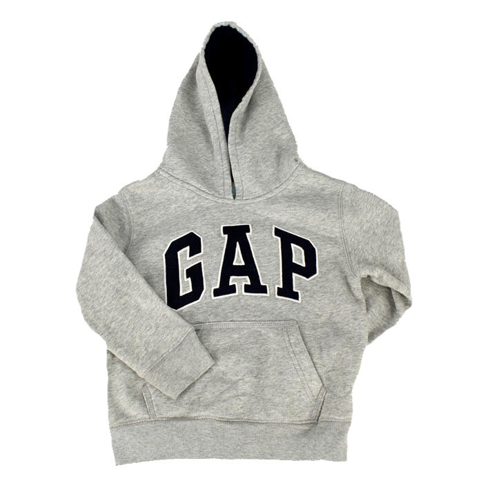 Gap - Bluza ocieplana z kapturem
