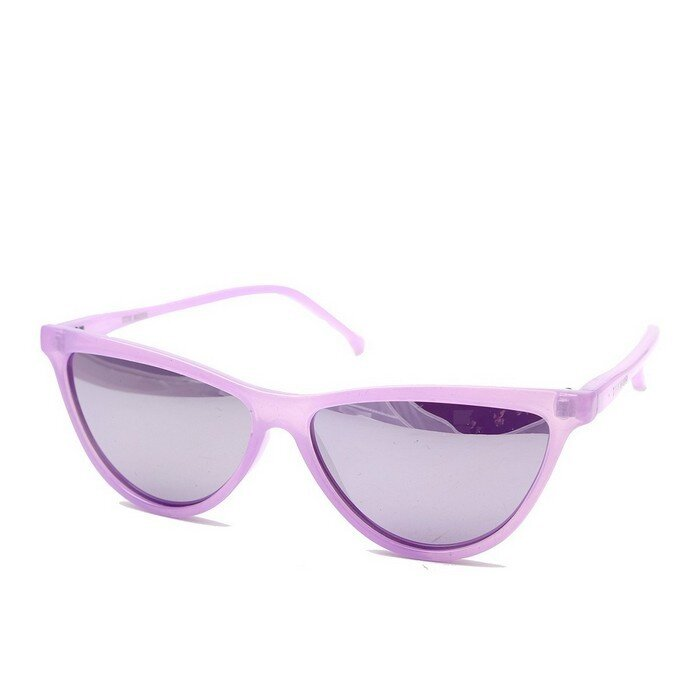 Steve Madden - Brille - 58MM Purple Cateye