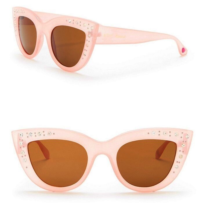 Betsey Johnson - Okulary - Cat Eye