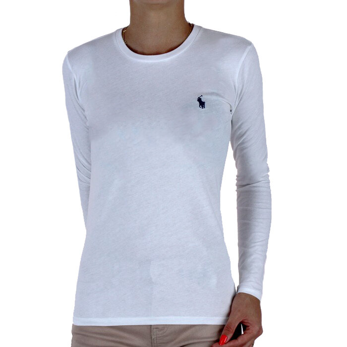 Ralph Lauren - T-Shirt mit langen Ärmeln