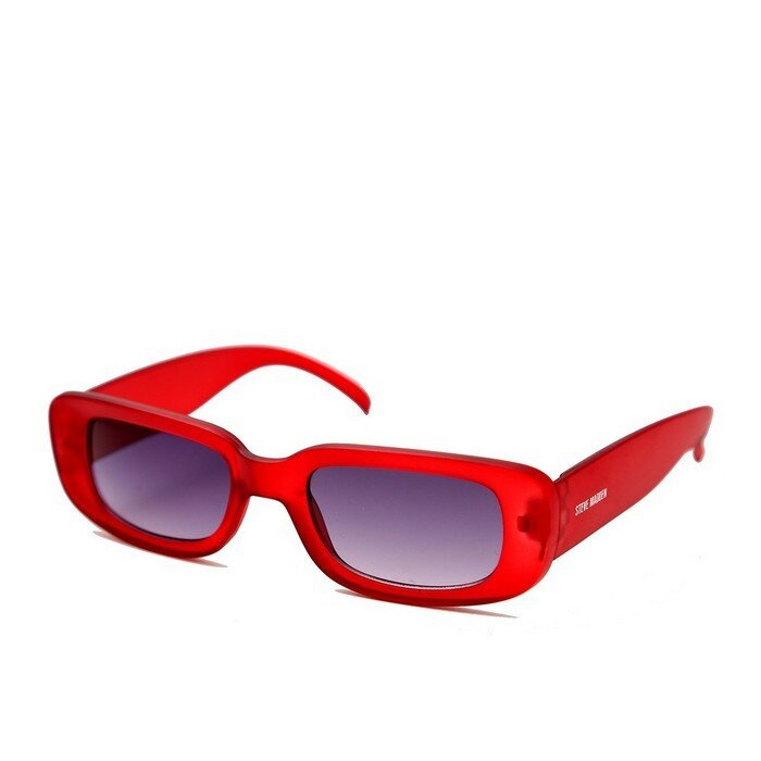 Steve Madden - Brille - 40MM Red Square