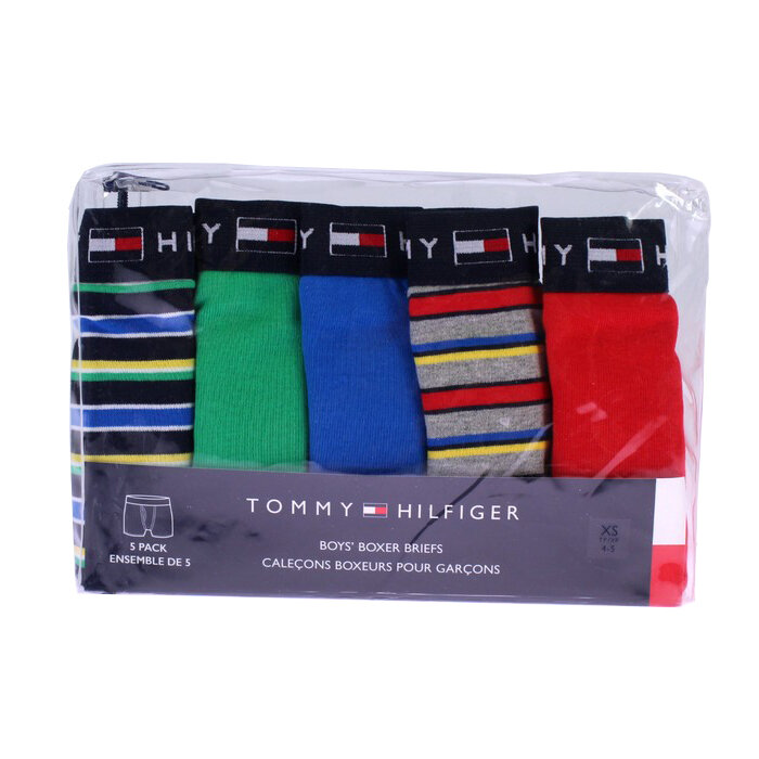 Tommy Hilfiger - Boxershorts x 5
