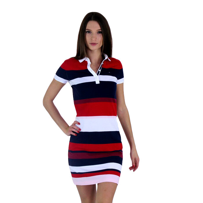Tommy Hilfiger - Tunika polo