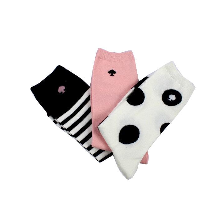 Kate Spade - Socken x 3