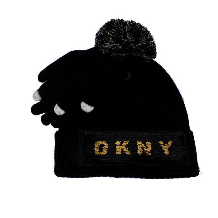 DKNY - Čepica a rukavice