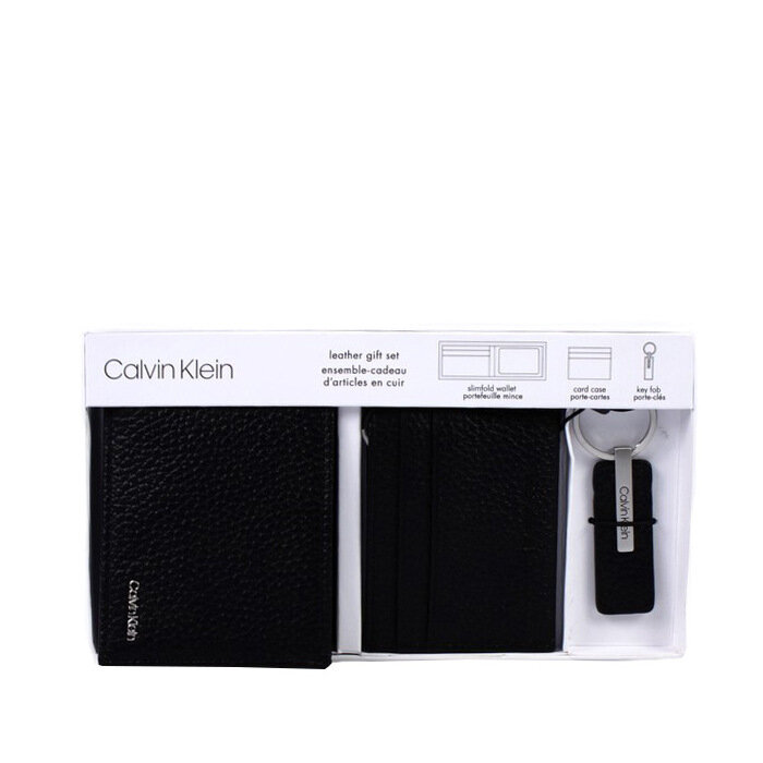 Calvin Klein - Portfel, etui na karty i brelok