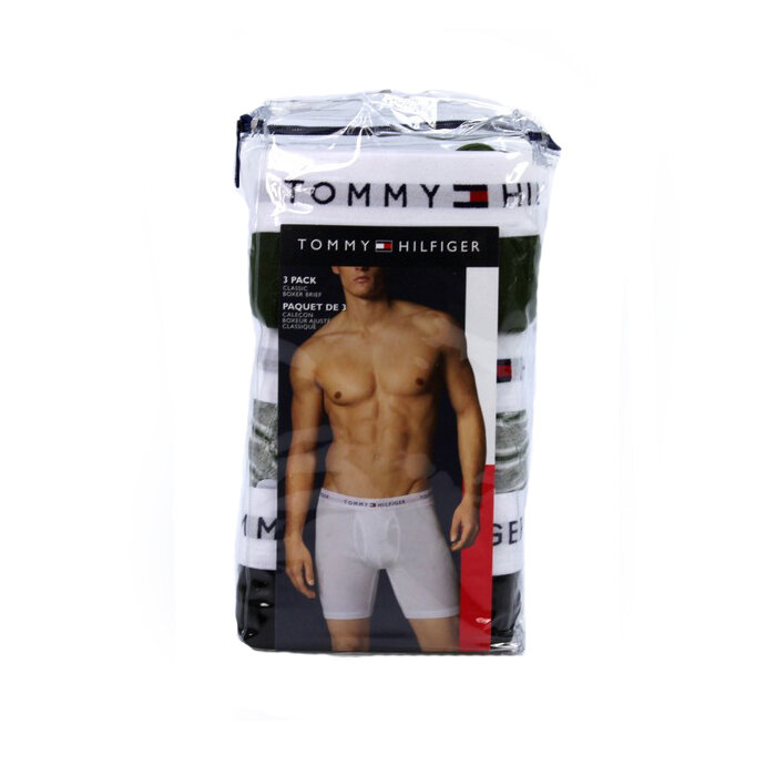 Tommy Hilfiger - Boxershorts x 3