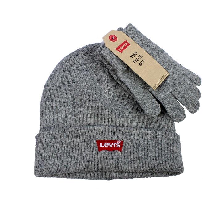 Levi's - Čepica a rukavice