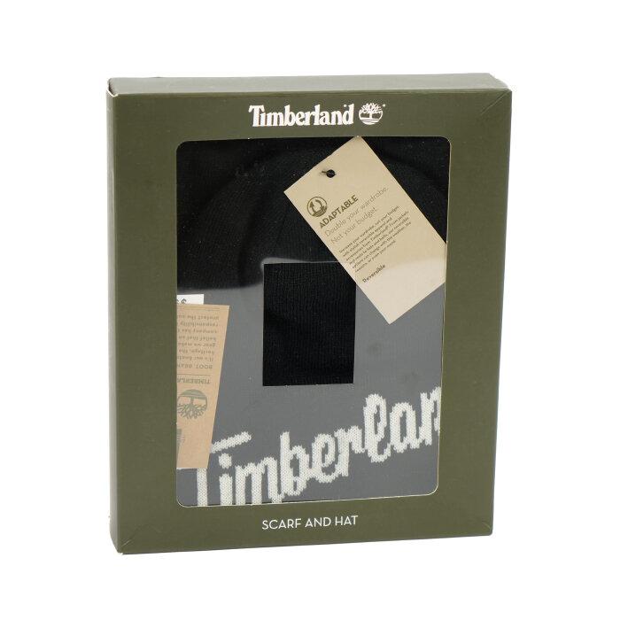 Timberland - Czapka i szalik