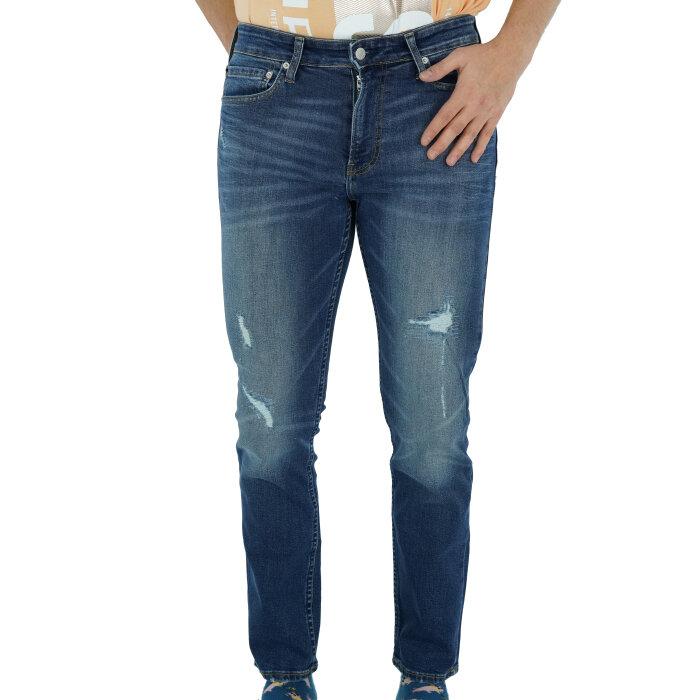 Calvin Klein - Spodnie jeansowe - Slim
