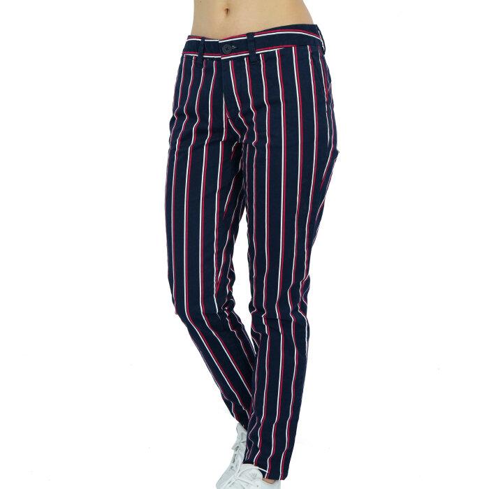 Tommy Hilfiger - Spodnie - stretch slim chino
