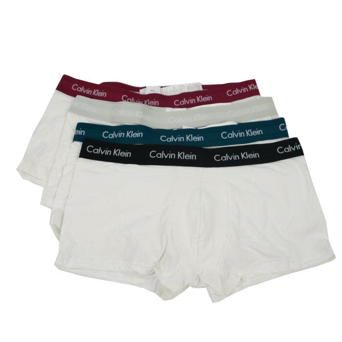 Calvin Klein - Bokserki x 4