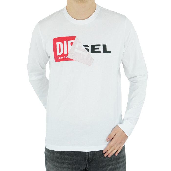 Diesel - Koszulka z długim rękawem