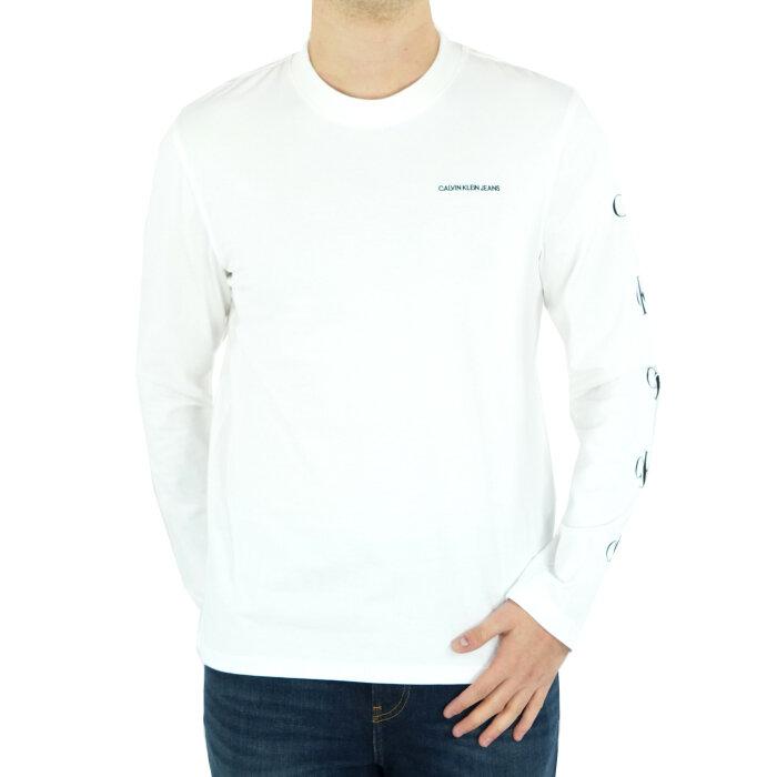 Calvin Klein - Koszulka z długim rękawem