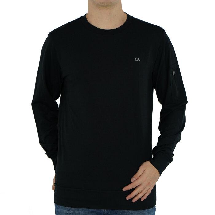Calvin Klein - T-Shirt mit langen Ärmeln - Performance