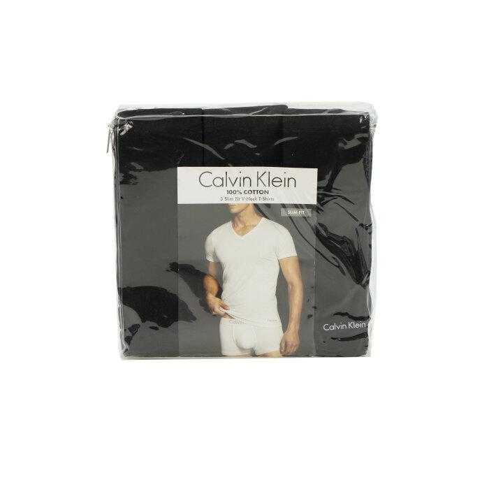 Calvin Klein - Unterhemden x 3
