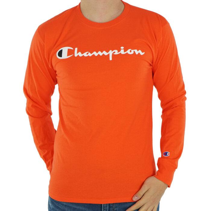 Champion - Tričko s dlouhým rukávem