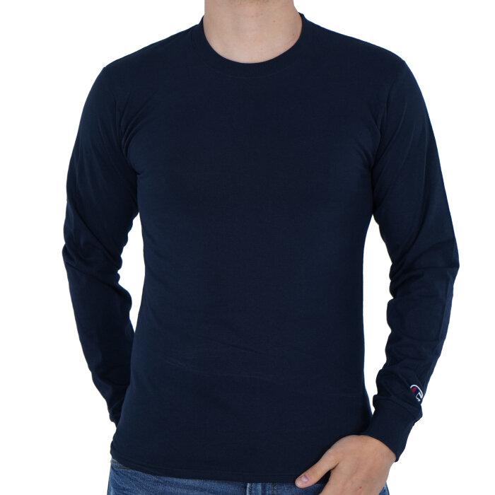 Champion - T-Shirt mit langen Ärmeln