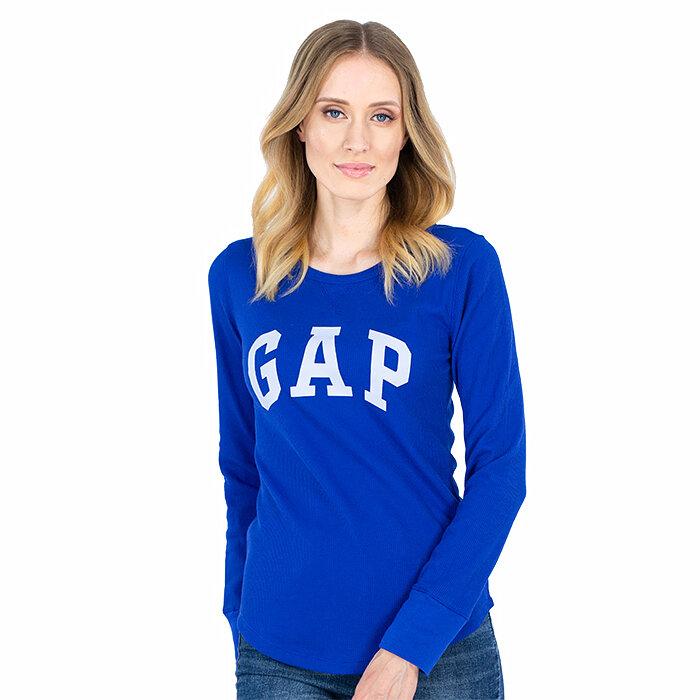Gap - Koszulka z długim rękawem