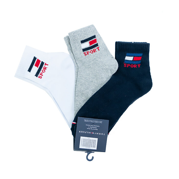 Tommy Hilfiger - Ponožky x 3