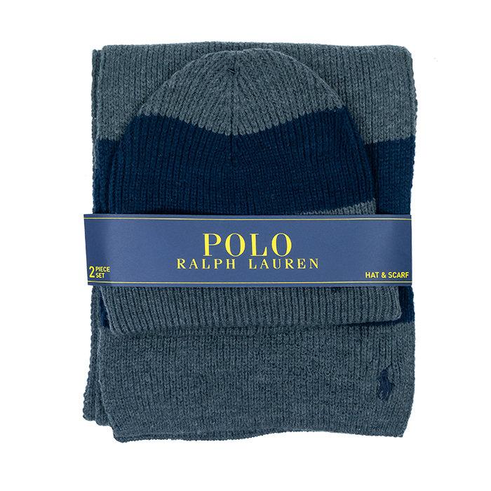 Ralph Lauren - Mütze und Schal