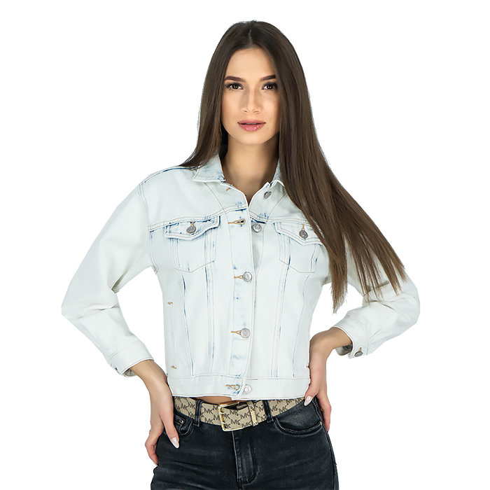 Gap - Kurtka jeansowa