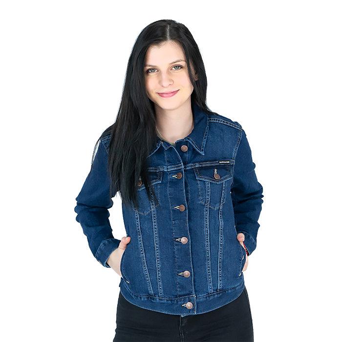 Calvin Klein - Kurtka jeansowa