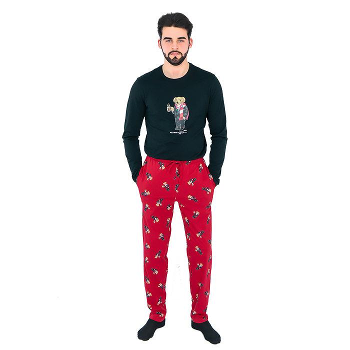 Ralph Lauren - Piżama dwuczęściowa