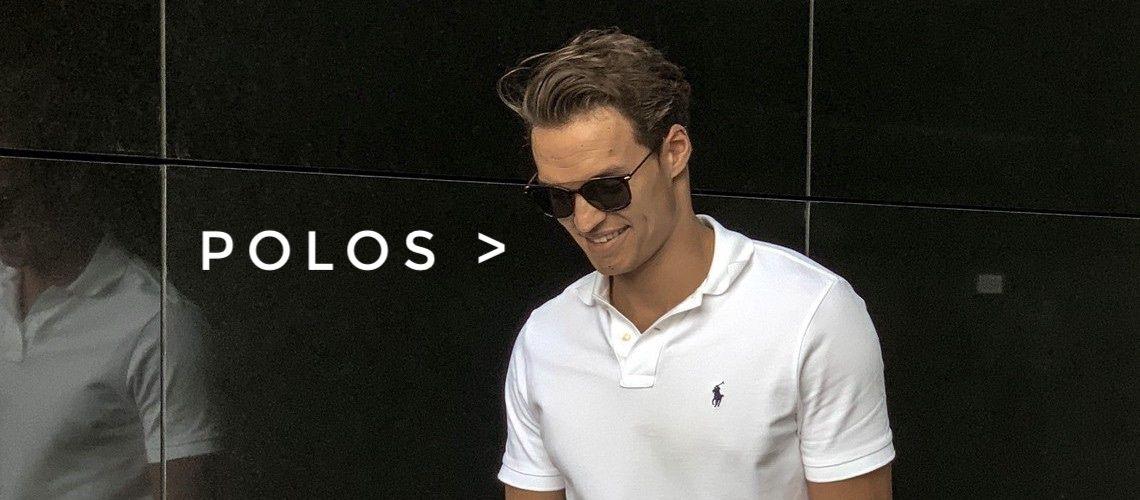 meska koszulka polo