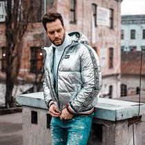 markowa odzież męska kurtki